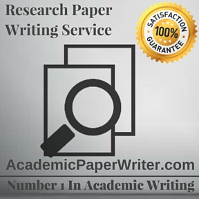 research paper assistance Quality academic help from professional paper & essay writing service best team of research writers makes best orders for students bulletproof company that.