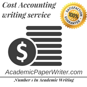 cost accounting research papers Accounting research paper writing is complex due to the multitude of topics to pick accounting research papers' success depends on the original topic choice.